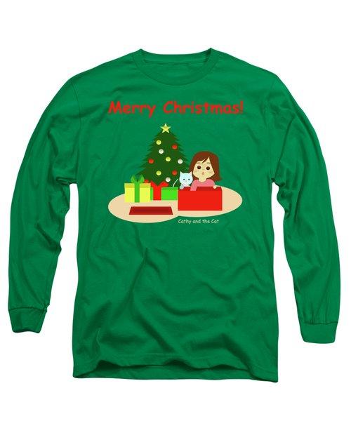 Christmas #1 Long Sleeve T-Shirt