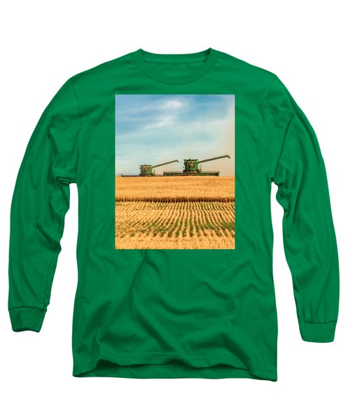 Augers Out Long Sleeve T-Shirt