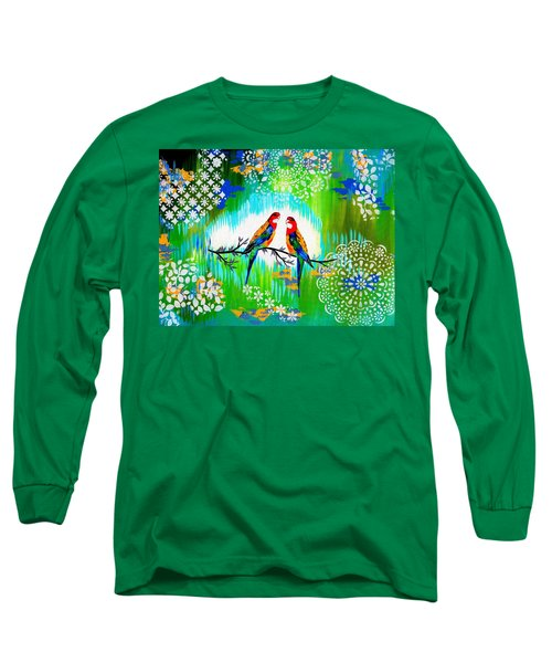 Australian Long Sleeve T-Shirt by Cathy Jacobs