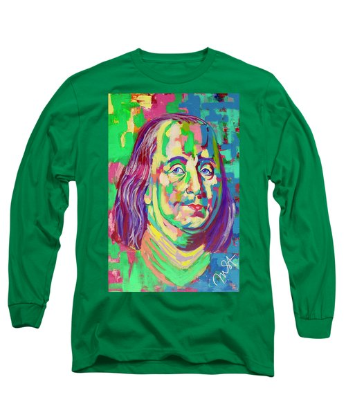 Ben Franklin Long Sleeve T-Shirt