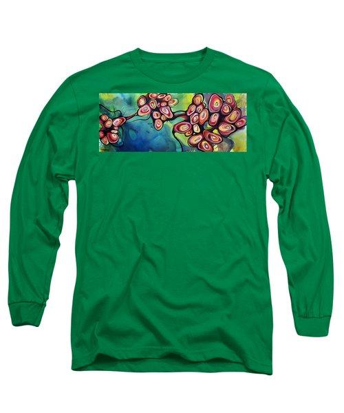 Bliss And Detachment Long Sleeve T-Shirt