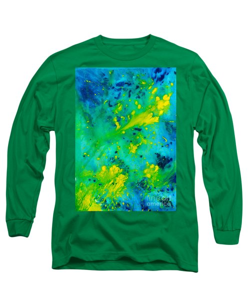 Bright Day In Nature Long Sleeve T-Shirt