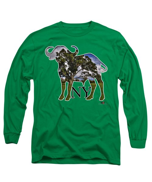Buffalo Ny Delaware Park Long Sleeve T-Shirt