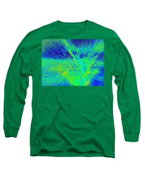 Bursting Long Sleeve T-Shirt