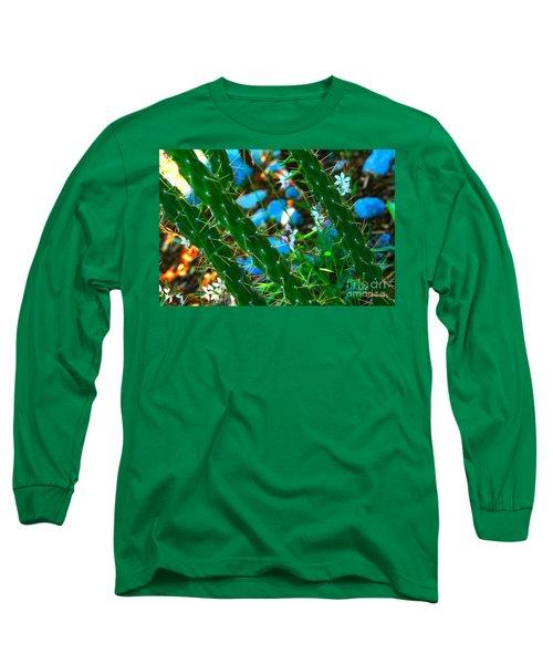 Cactus Garden Long Sleeve T-Shirt