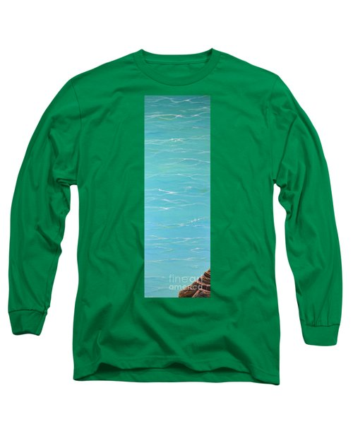 Calm Reflections Long Sleeve T-Shirt