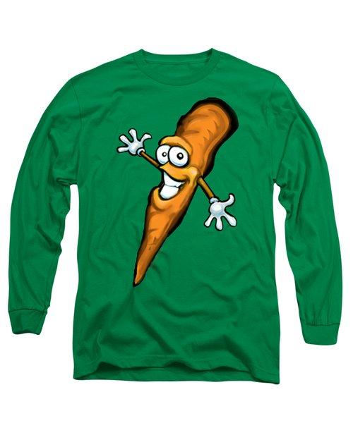Carrot Long Sleeve T-Shirt