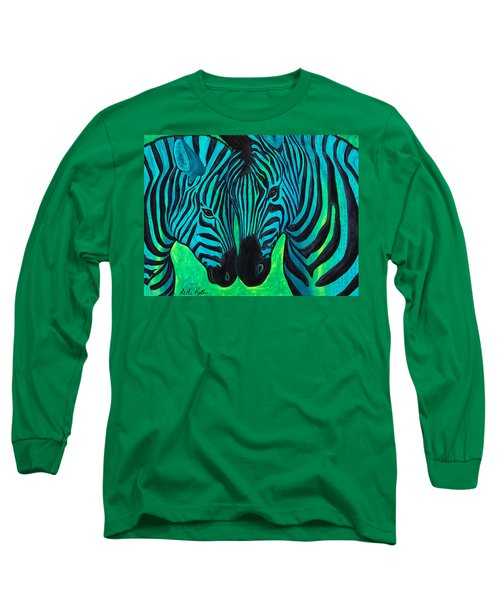 Changing Stripes Long Sleeve T-Shirt