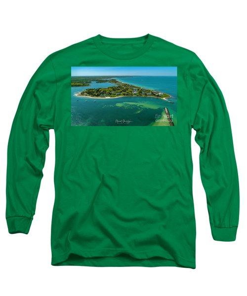 Chapoquoit Island Long Sleeve T-Shirt