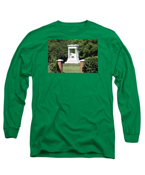 Confederate Memorial State Historic Park Long Sleeve T-Shirt