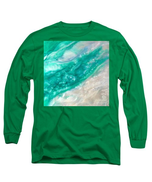 Crystal Wave11 Long Sleeve T-Shirt