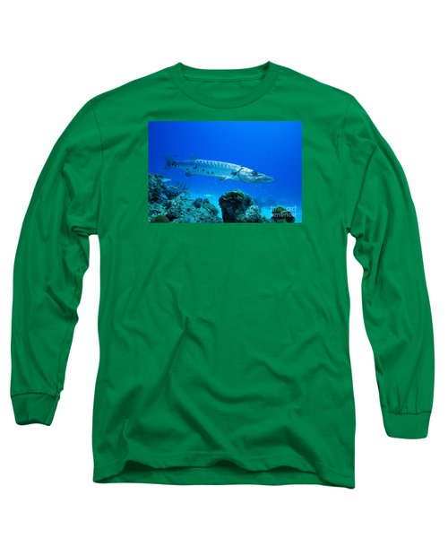Shimmer  Long Sleeve T-Shirt by Aaron Whittemore