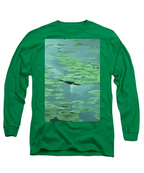 Cumberland Resident Long Sleeve T-Shirt