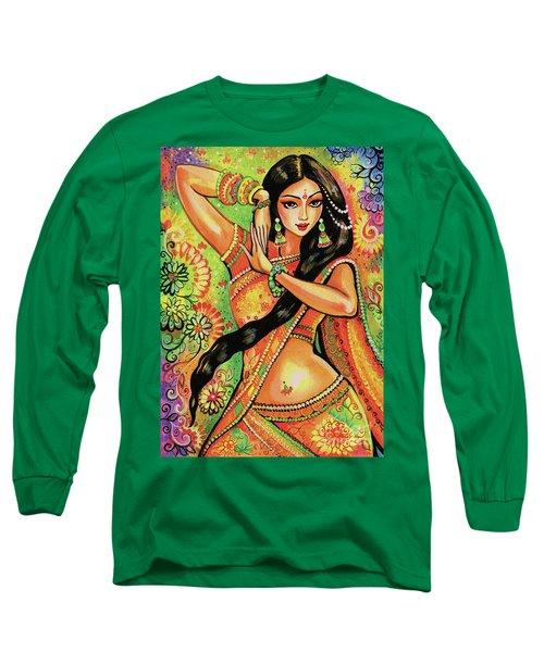 Dancing Nithya Long Sleeve T-Shirt