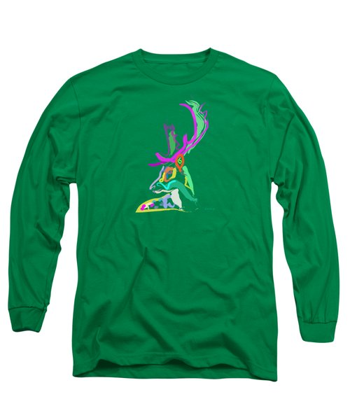 Dear Deer Long Sleeve T-Shirt