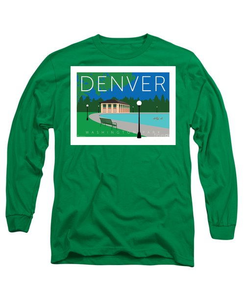 Denver Washington Park Long Sleeve T-Shirt