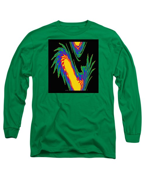 Digital Art 10 Long Sleeve T-Shirt