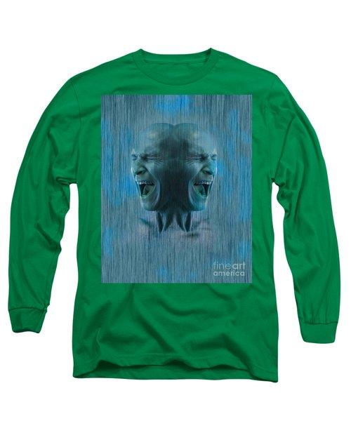 Dissociative Identity Disorder Long Sleeve T-Shirt