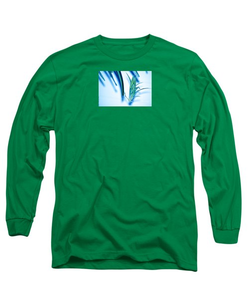 Long Sleeve T-Shirt featuring the photograph Dreaming Abstract Today by Susanne Van Hulst