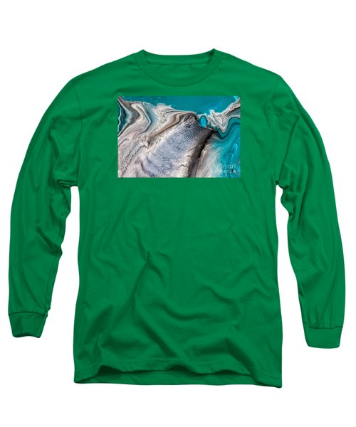 Dreams Like Ocean Long Sleeve T-Shirt