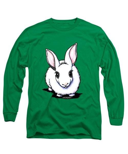 Dwarf Hotot Bunny Rabbit Long Sleeve T-Shirt