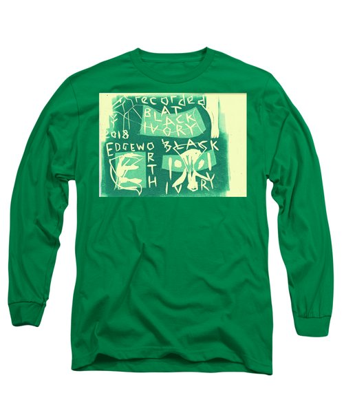 E Cd Green Long Sleeve T-Shirt