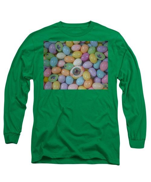 Easter Eyes Long Sleeve T-Shirt