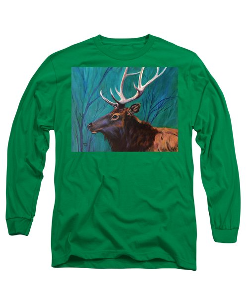 Elk Long Sleeve T-Shirt