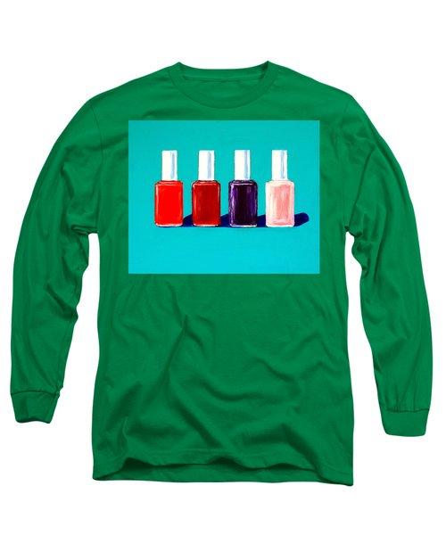 Essie Polish Long Sleeve T-Shirt