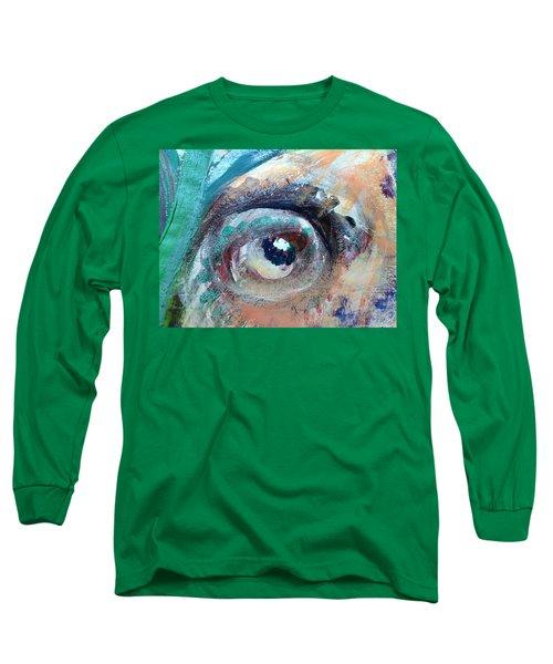 Eye Go Slow Long Sleeve T-Shirt
