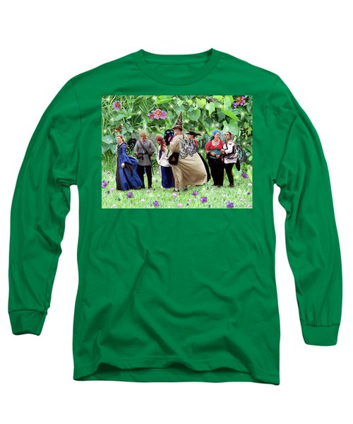 Fairy Queue Long Sleeve T-Shirt