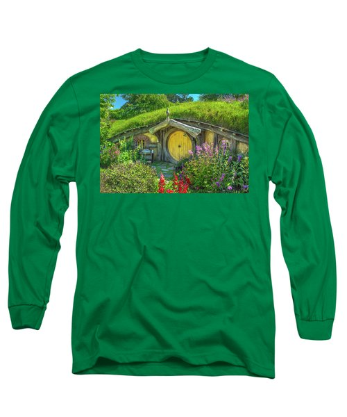 Flowers In The Shire Long Sleeve T-Shirt