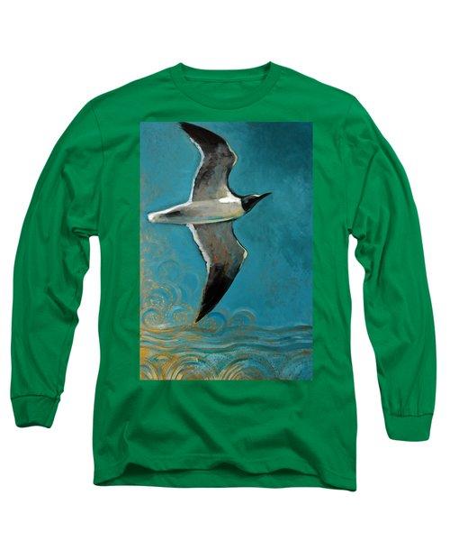 Flying Free Long Sleeve T-Shirt