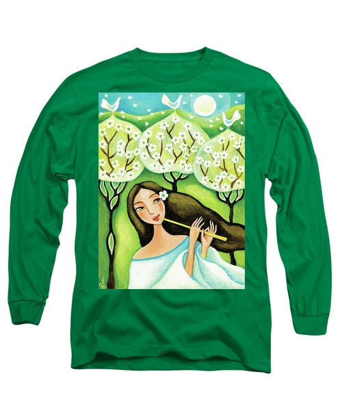 Forest Melody Long Sleeve T-Shirt