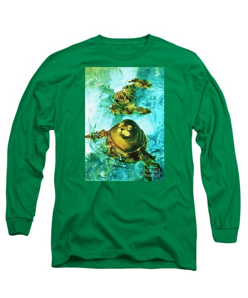 Friendly Persuasion Long Sleeve T-Shirt