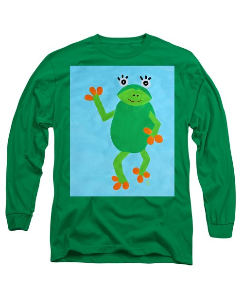 Froggie Long Sleeve T-Shirt