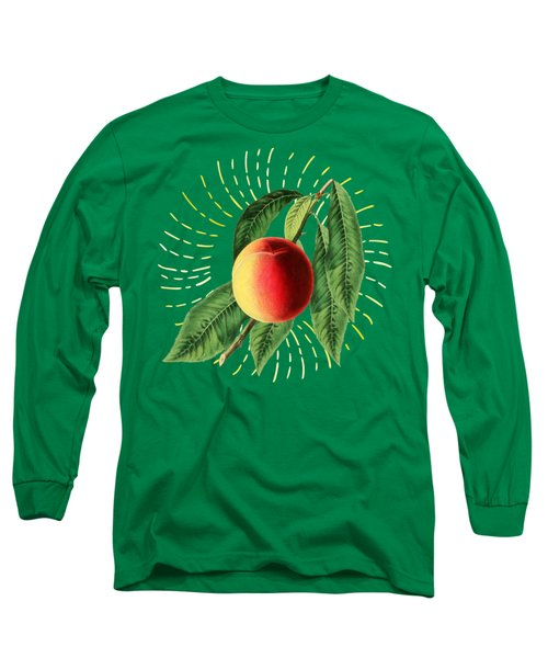 Fruit 0100 Long Sleeve T-Shirt