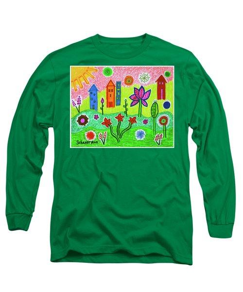 Funky Town Long Sleeve T-Shirt