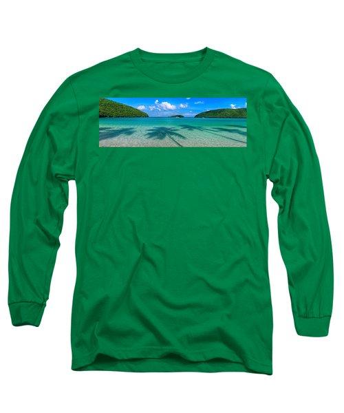 Ghost Palms Long Sleeve T-Shirt