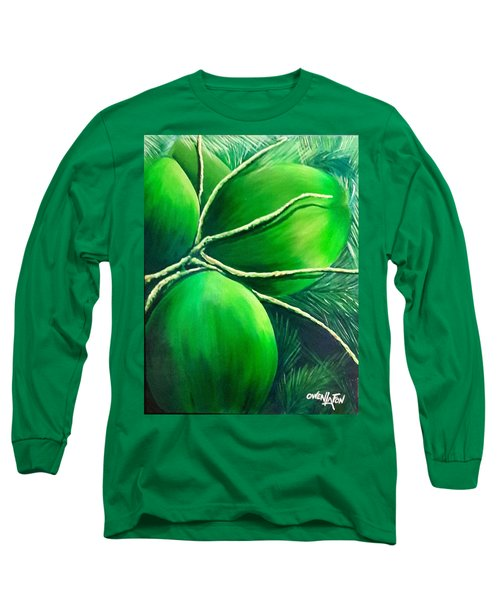 Going Nuts Long Sleeve T-Shirt
