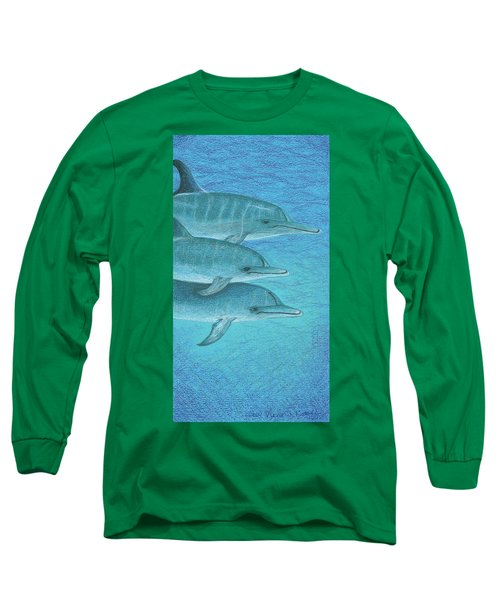 Greetings Long Sleeve T-Shirt