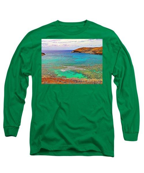 Hanauma Bay Long Sleeve T-Shirt