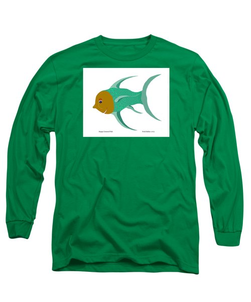 Happy Carnival Fish Long Sleeve T-Shirt