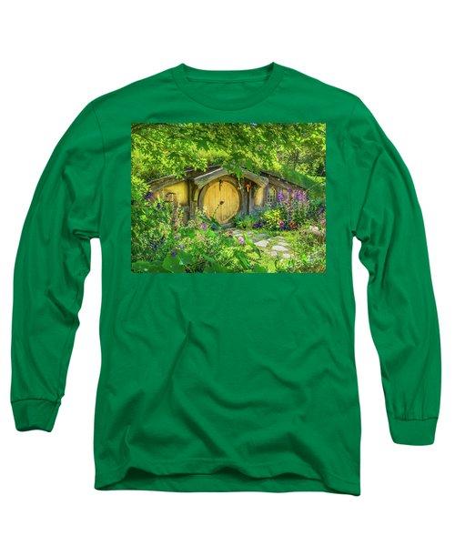 Hobbit Cottage Long Sleeve T-Shirt