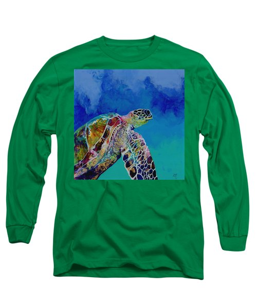 Honu 7 Long Sleeve T-Shirt