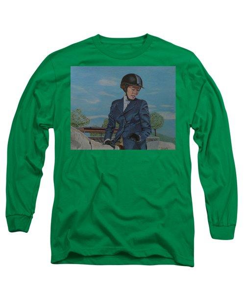 Horseshow Day Long Sleeve T-Shirt