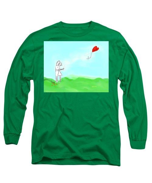 I Love Us Long Sleeve T-Shirt