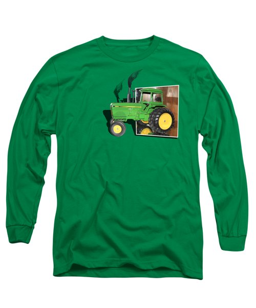 Long Sleeve T-Shirt featuring the photograph Into The Fields by Shane Bechler