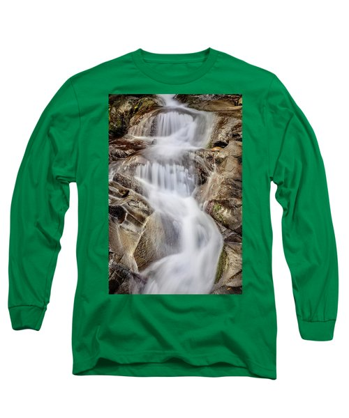 Long Sleeve T-Shirt featuring the photograph Ivory And Bronze  by Az Jackson