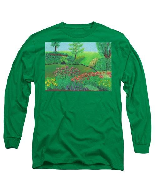 Jardin De Juillet Long Sleeve T-Shirt